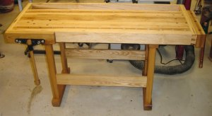 Cabinet Makers Workbench