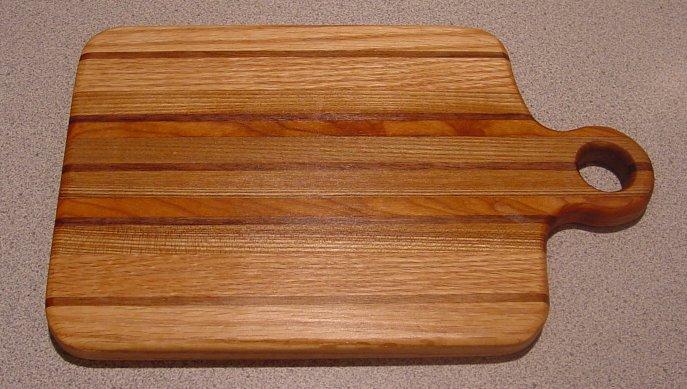wood cutting board plans pdf